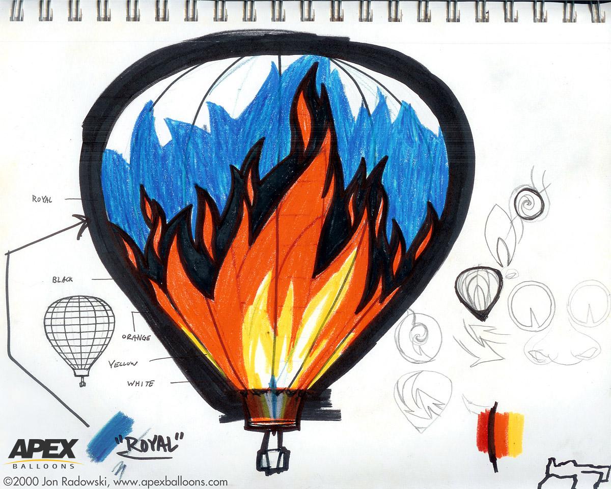 Apex balloons hot air balloon manufacturer hot air airships hot air balloon custom artwork envelope malvernweather Gallery
