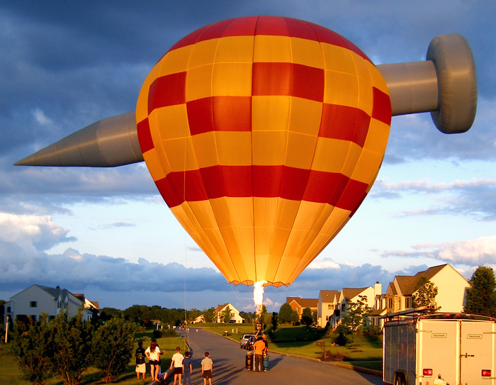 APEX Balloons - Hot Air Balloon